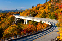 Linn Cove Viaduct -Grandfather Mtn