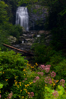 Waterfalls - Meigs Falls - Smokies-1495